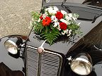 Decoration for the wedding car (69)