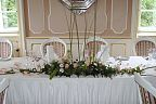 Decoration for the wedding table (245)