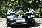 Decoration for the wedding car (645)