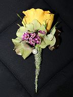 Corsage for the groom (626)