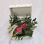 Wedding box for wedding rings (470)