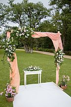 Wedding flower gate (758)