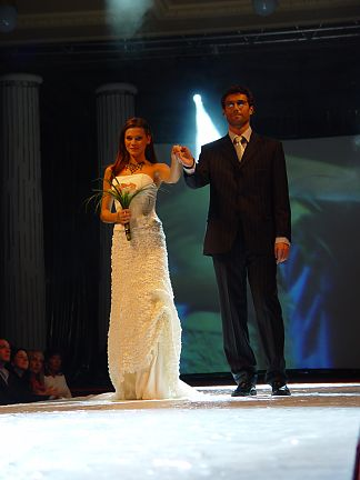 Fashion show - Žofín