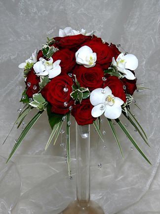 Round Wedding Bouquets