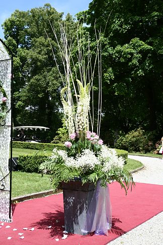 Floral decoration for the Ceremonial